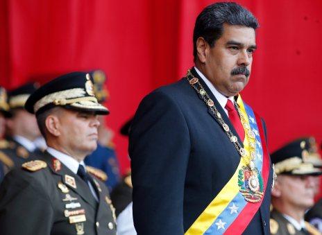 Nicolas Maduro, Vladirnir Padrino Lopez
