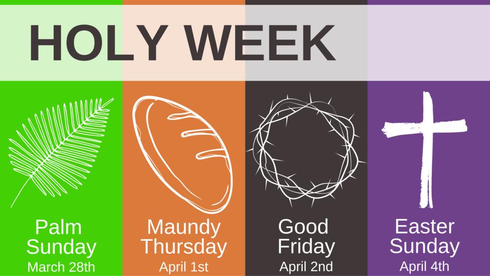 Holy Week — True Life Church